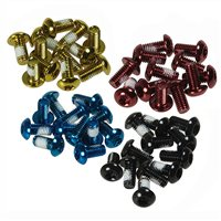 Ashima Disc Rotor Bolts - 6pcs Alloy