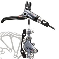 Avid Elixir CR Magnesium Disc Brake System - Smoke Pewter