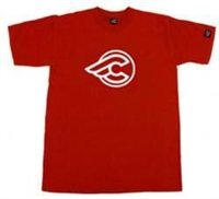 Cinelli Red Winged T-Shirt