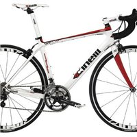 Cinelli Saetta Carbon Frame Module - White/ Red