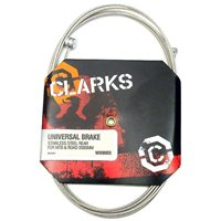Clarks Stainless Steel Inner Brake Cable - Universal
