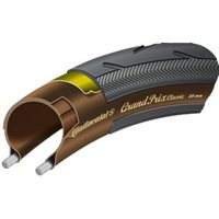 Grand Prix Classic Retro Clincher Tyre - 700 x 25mm by Continental