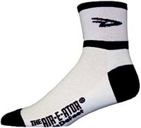 Defeet Aireator D Team Sock - Black Logo