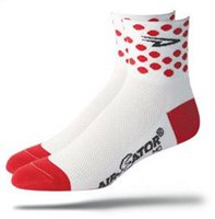 Defeet Air-E-Ator Polka Dot Sock