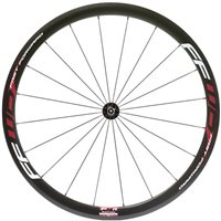 Fast Forward F4R Tubular Wheels - Red Decals