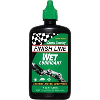 Finish Line Cross Country Wet Bike Lube