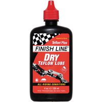 Finish Line Dry Bike Lubricant With Teflon
