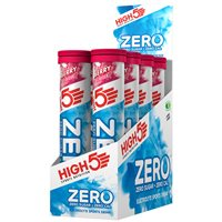 Zero Hydration Tablets - 20 Tablets by HIGH5