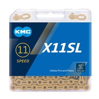 KMC X11SL 11 Speed Titanium Nitrided Chain