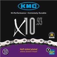 X10.93 10 Speed Chain by KMC