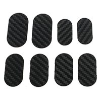 Lizard Skins Carbon Leather Frame Patches