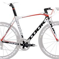 Look 2013 695 I-Pack Frame Module - White/ Red