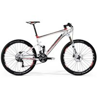 Merida Ninety-Six XT Full Suspension MTB