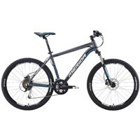 Merida Matts 70 26 Inch Hardtail - Black/ White/ Blue