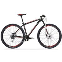 Merida Big Nine TFS 500 29er Hardtail - Black/ Red/ White