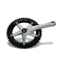 Primato Pista Advanced Track Cranks - 144 BCD by Miche