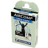 Aircomp Ultra Light Inner Tube by Michelin