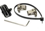 Top Tube Disc Cable Guide Set by MPart