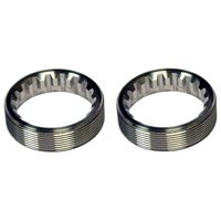 Phil Wood Bottom Bracket Cups - Stainless Steel