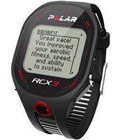 Polar RCX3 Bicycle Computer with GPS