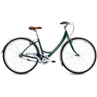 Ridgeback Avenida Ladies Town Bike - Classic Green