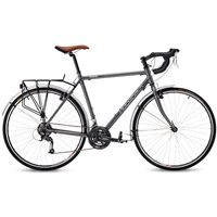 Ridgeback Tour World Bike - Metallic Grey