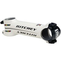 WCS 4 Axis Oversize Stem - 31.8mm Wet White by Ritchey