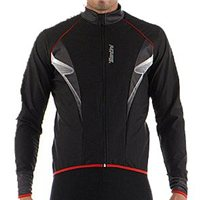 Santini Radical Lightweight Windstopper Cycling Jacket