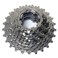 Campagnolo Record Full Titanium 10 Speed Ultradrive Cassette