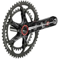Campagnolo Super Record 11sp 39/53T Crankset - With Titanium Axle