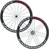 Campagnolo Bora Ultra Two Tubular Wheelset - Red Label