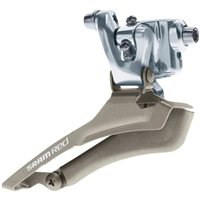 Red Front Derailleur - Silver by SRAM