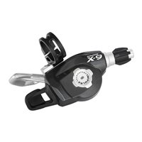 SRAM X9 2X10 10 Speed Trigger Shifters - Pair With Gray Logo