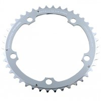 TA Vento Inner Chainring For Campagnolo- 135 BCD Silver