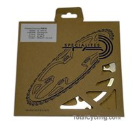 TA Competition Piste 1/8 Track Chain Ring - 144 BCD