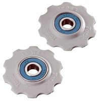 Tacx Jockey Wheels With Ceramic Bearings - T4025