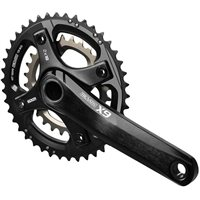 Truvativ X9 GXP 10 Speed Double Crankset - 175mm 39/26T