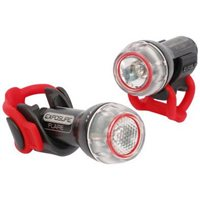 EXPOSURE 2015 Flash & Flare Light Set with RC123 Charger