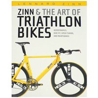 Velopress  Zinn & The Art Of Triathlon Bikes