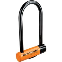 Kryptonite Evolution Series 4 STD U Lock with Bracket