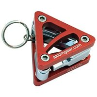 Axiom Kitch 6 Function Mini Tool Red