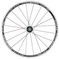 Fulcrum Racing 7 Wheelset - Black/White 2016