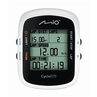 Mio Cyclo 105H ANT+ Bicycle Computer with HRM