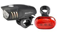 NiteRider Mako 5.0 & TL 5.0 Cree Light Set