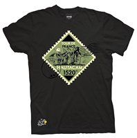 Ride Mountain Project TDF Hautacam T-Shirt - Black