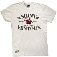 Ride Mountain Project TDF Mont Ventoux T-Shirt- White
