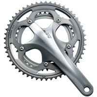 Shimano 105 5700 10sp Double Crankset - 39/52