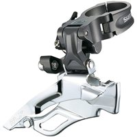 Shimano SLX M661 High Clamp Band Front Derailleur - 10 Speed Triple