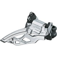 Shimano XTR M985 10 Speed Double Front Derailleur - Top Swing Dual Pull