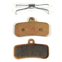 Shimano Saint BR-M810 Disc Brake Pads - Metal D02S